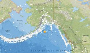 Alaska: alerta de tsunami tras terremoto de magnitud 8.2