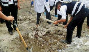 SMP: velan restos de madre e hija asesinadas en Huaura
