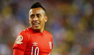 Seleccionados peruanos expresan su alegría tras ganar 2 a 0 a Escocia