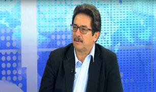 Enrique Cornejo se pronuncia sobre la nueva ley electoral para comicios municipales