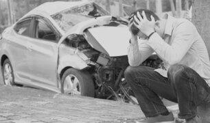 Según la OMS en el mundo 3,500 personas mueren diariamente en accidentes de tránsito
