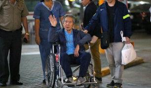 Defensoría del Pueblo: Alberto Fujimori no puede participar en actos públicos o políticos