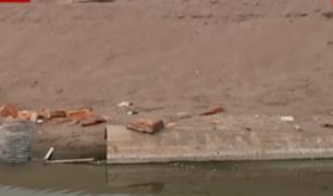 Contaminación del río Lurín pone en peligro playas del sur