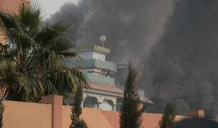 Afganistán: 5 muertos y más de 20 heridos dejó ataque contra Save the Children