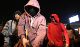 Cuatro comerciantes fueron detenidos tras desalojo en terminal de Fiori