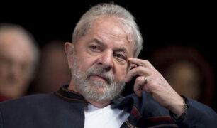 Brasil: juez prohíbe salida del país a Lula da Silva
