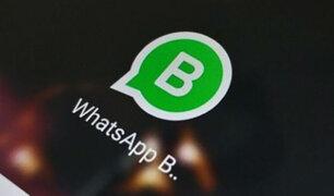 WhatsApp Business: Esta versión de la app te permite usar tu teléfono fijo