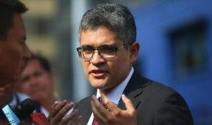 Fiscal Pérez señala que FP se resiste a ser investigado bajo Ley de Crimen Organizado