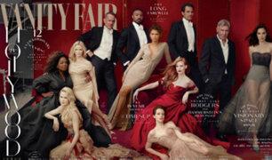 Revista 'Vanity Fair': error de Photoshop generó burlas en las redes sociales