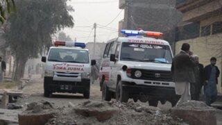 VIDEO: 95 muertos y 160 heridos deja atentado en Afganistán