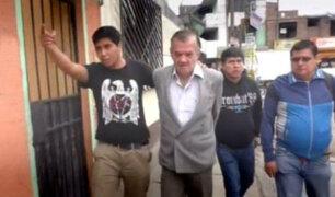 La Molina: ladrón elegante vuelve a cometer sus fechorías