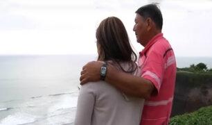 Nunca es tarde para Volverte a Ver: un padre y su hija se reencuentran luego de 32 años de separación