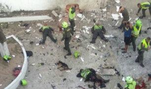 Colombia: 5 policías mueren en ataque a comisaría en Barranquilla