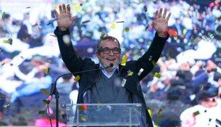 Colombia: exguerrillero de las FARC lanza candidatura a la presidencia