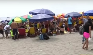 Costa Verde: se incrementan asaltos a bañistas en playa Agua Dulce