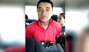 Ciudadano colombiano asesinó a golpes a hombre en SMP