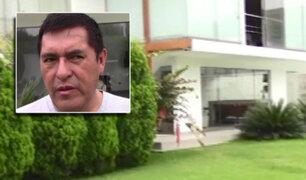 La Molina: asaltan vivienda del empresario César Cataño
