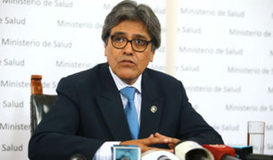 Ministro Salinas expresó su preocupación por fusión comercial de cadena de farmacias