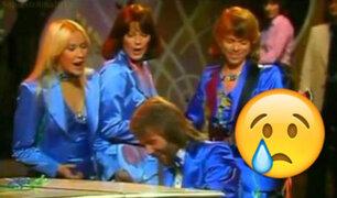 ABBA: ¿Este video es la prueba de que sus integrantes se odiaban?