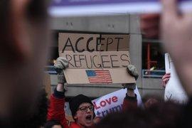 EEUU volvió a autorizar el ingreso de refugiados de 11 países
