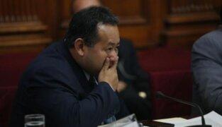 Congresista Bienvenido Ramírez informó que fue expulsado de Fuerza Popular