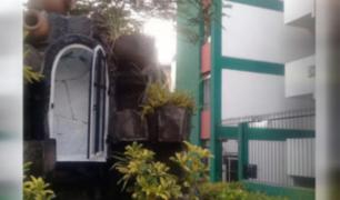 San Luis: aparece réplica de Cruz de Motupe que fue robada