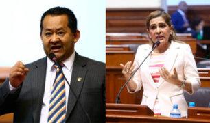 Maritza García y Bienvenido Ramírez presentaron denuncia constitucional contra defensor del Pueblo