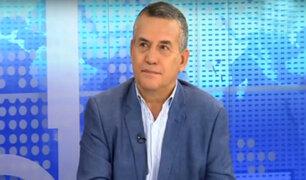Daniel Urresti reafirma su inocencia en caso Bustíos