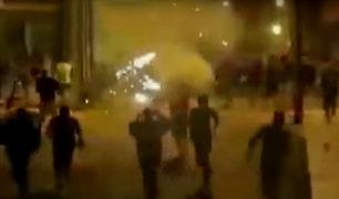SJM: vecinos atemorizados por constantes peleas de pandilleros