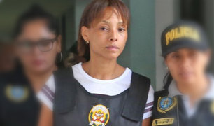 Caso Odebrecht: Jessica Tejada solicita afrontar su proceso en libertad