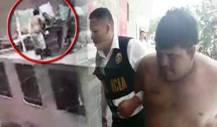 "San Martín de Porres: PNP captura a peligroso requisitoriado apodado ""Malulo"""