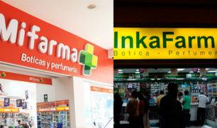 Precios generan preocupación por monopolio farmacéutico en el Perú