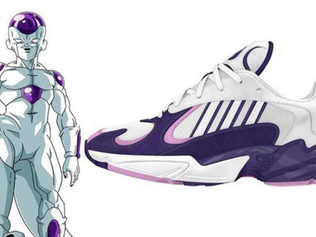 Dragon Ball Z: Así serían zapatillas que lanzará popular marca inspirada en la serie [FOTOS]