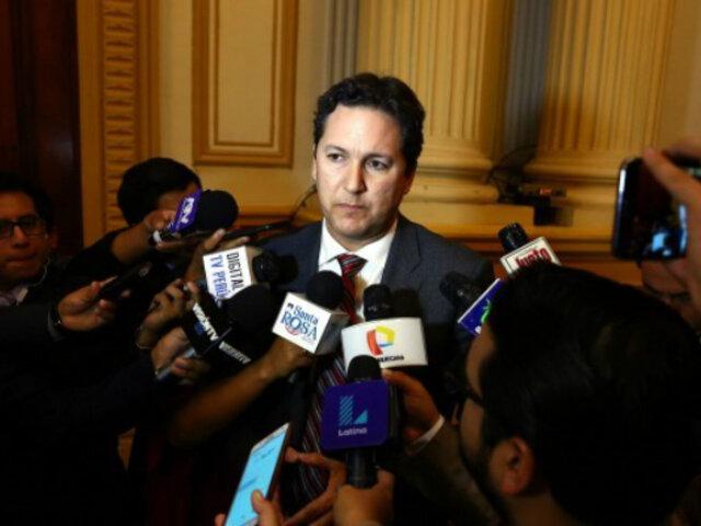 Fuerza Popular eligió a Daniel Salaverry como su candidato para Mesa Directiva del Congreso