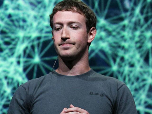 Facebook: Mark Zuckerberg 'trae abajo' sus acciones con una publicación y pierde casi US$ 3 mil millones