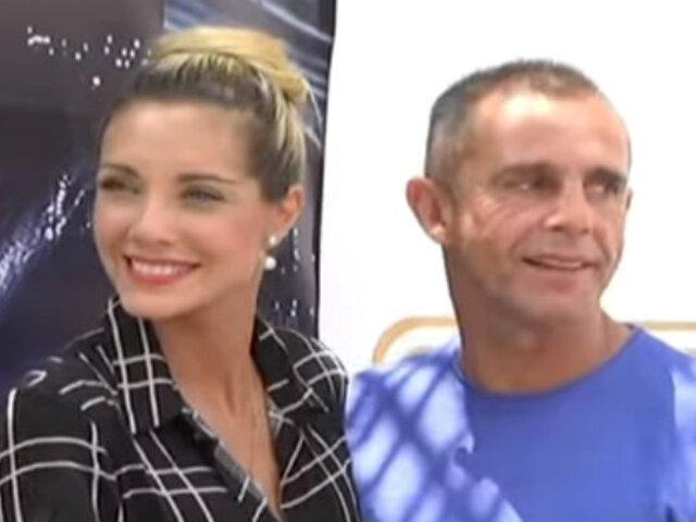 Brenda Carvalho y Julinho se lucen muy felices tras rumores de separación