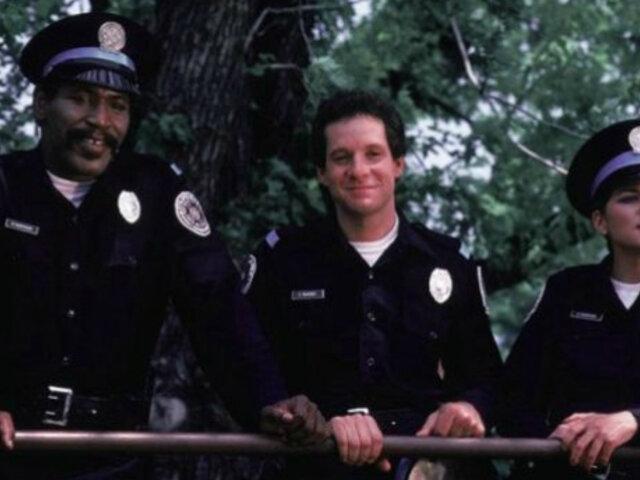 """Muere Hugh Wilson, director de la comedia """"Loca academia de Policía"""""""