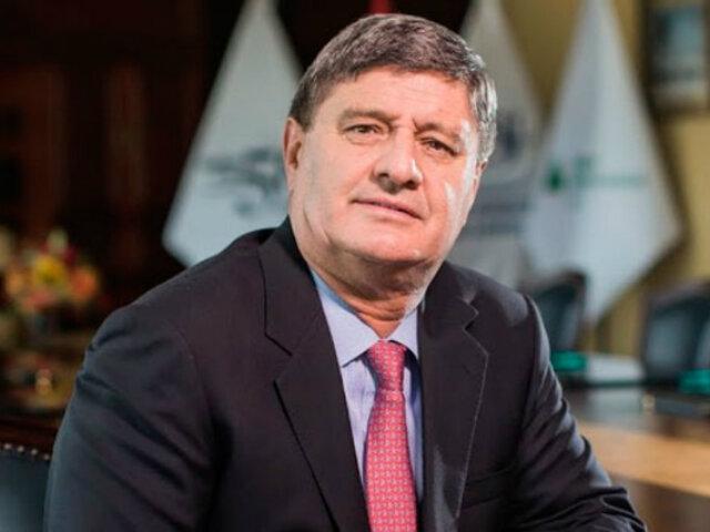 Raúl Diez Canseco anunció que será precandidato a la presidencia de Acción Popular