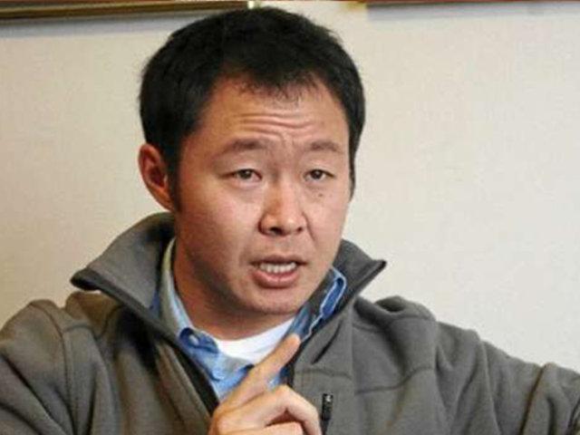 """Kenji Fujimori: Tengo una """"deuda de honor"""" con PPK por indulto a mi padre"""