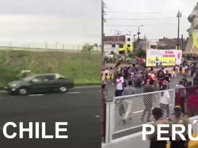 ¿Por qué la visita del papa Francisco a Chile fue tan distinta de su exitoso viaje al Perú?