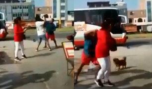 Chimbote: hombre le arranca la ropa a su pareja tras descubrir infidelidad