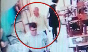 Los Olivos: ladrones 'elegantes' vuelven a robar a clientes en pollería