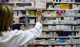 Indecopi: más del 80% de farmacias no cumplen con stocks ni precios de medicinas para COVID-19