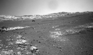 YouTube: Descubren OVNI en foto tomada en Marte por rover Opportunity [VIDEO]