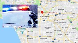 EEUU: tiroteo en una escuela de Los Ángeles deja tres heridos