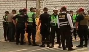 SJL: familiares de niña hallada muerta denuncian inacción por parte de la policía