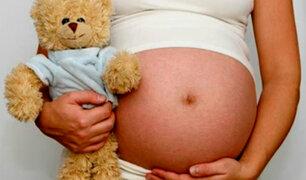 Cerca de 12 mil niñas han sido madres en los últimos cinco años
