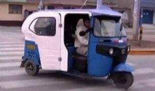 Villa el Salvador: mototaxis se estacionan en zonas prohibidas