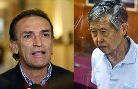Fuerza Popular: Indulto a Fujimori es un tema oleado y sacramentado
