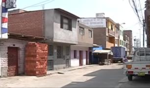 Rímac: delincuentes roban vivienda y negocios en la zona de Huascarán